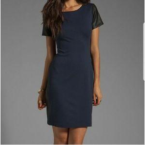 Theory Leilana mini dress